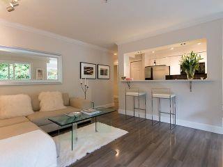 Photo 5: # 103 2110 YORK AV in Vancouver: Kitsilano Condo for sale (Vancouver West)  : MLS®# V1024484