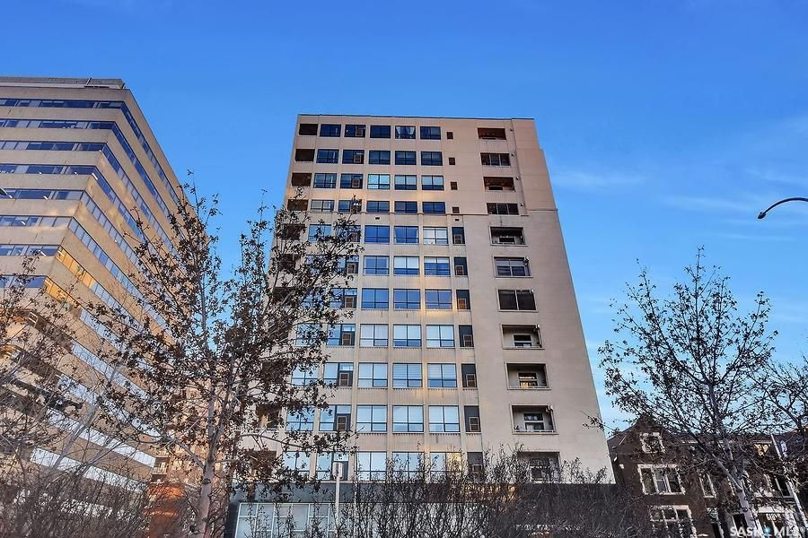 Main Photo: 901 1901 Victoria Avenue in Regina: Downtown District Residential for sale : MLS®# SK837345