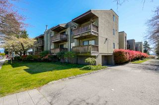 "Photo 1: 123 1202 LONDON Street in New Westminster: West End NW Condo for sale in ""LONDON PLACE"" : MLS®# R2569504"