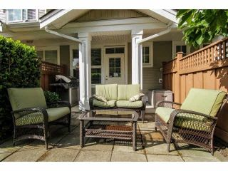 """Photo 19: 52 20460 66TH Avenue in Langley: Willoughby Heights Townhouse for sale in """"WILLOWS EDGE"""" : MLS®# F1418966"""