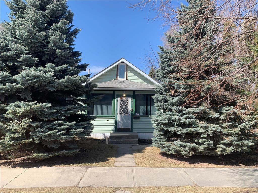 Main Photo: 67 Pilgrim Avenue in Winnipeg: Residential for sale (2D)  : MLS®# 202107788
