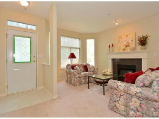 """Photo 3: 17 5708 208TH Street in Langley: Langley City Townhouse for sale in """"Bridle Run"""" : MLS®# F1424617"""