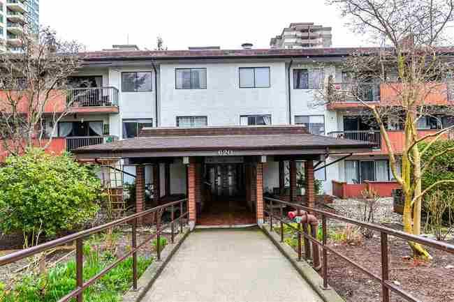 Main Photo: 303 620 EIGHTH AVENUE in New Westminster: Uptown NW Condo for sale ()  : MLS®# R2149785