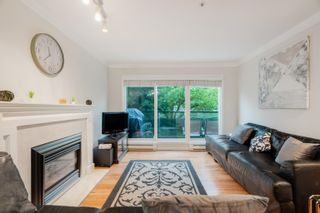 """Photo 5: 203 833 W 16TH Avenue in Vancouver: Fairview VW Condo for sale in """"THE EMERALD"""" (Vancouver West)  : MLS®# R2620364"""
