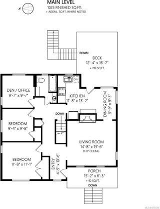 Photo 38: 1625 Yale St in : OB North Oak Bay House for sale (Oak Bay)  : MLS®# 875046