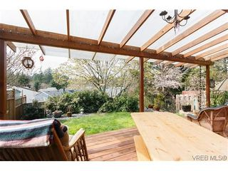 Photo 18: 12 Amber Pl in VICTORIA: VR Glentana House for sale (View Royal)  : MLS®# 635266