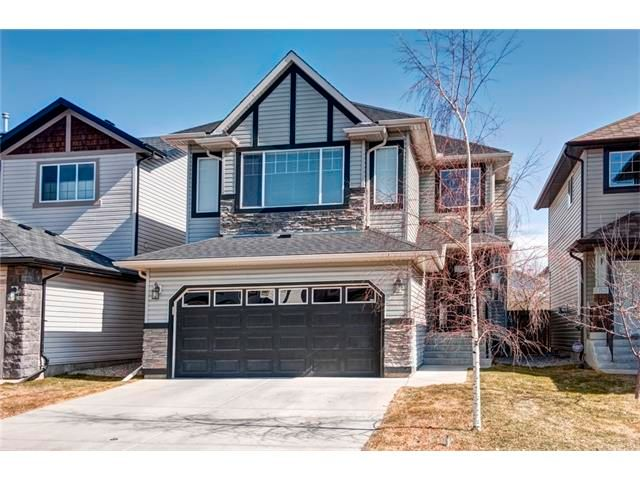 Main Photo: 72 CRANFIELD Gardens SE in Calgary: Cranston House for sale : MLS®# C4064858