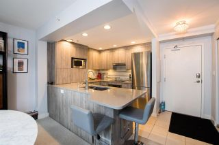 """Photo 4: 213 1688 ROBSON Street in Vancouver: West End VW Condo for sale in """"Pacific Robson Palais"""" (Vancouver West)  : MLS®# R2590281"""