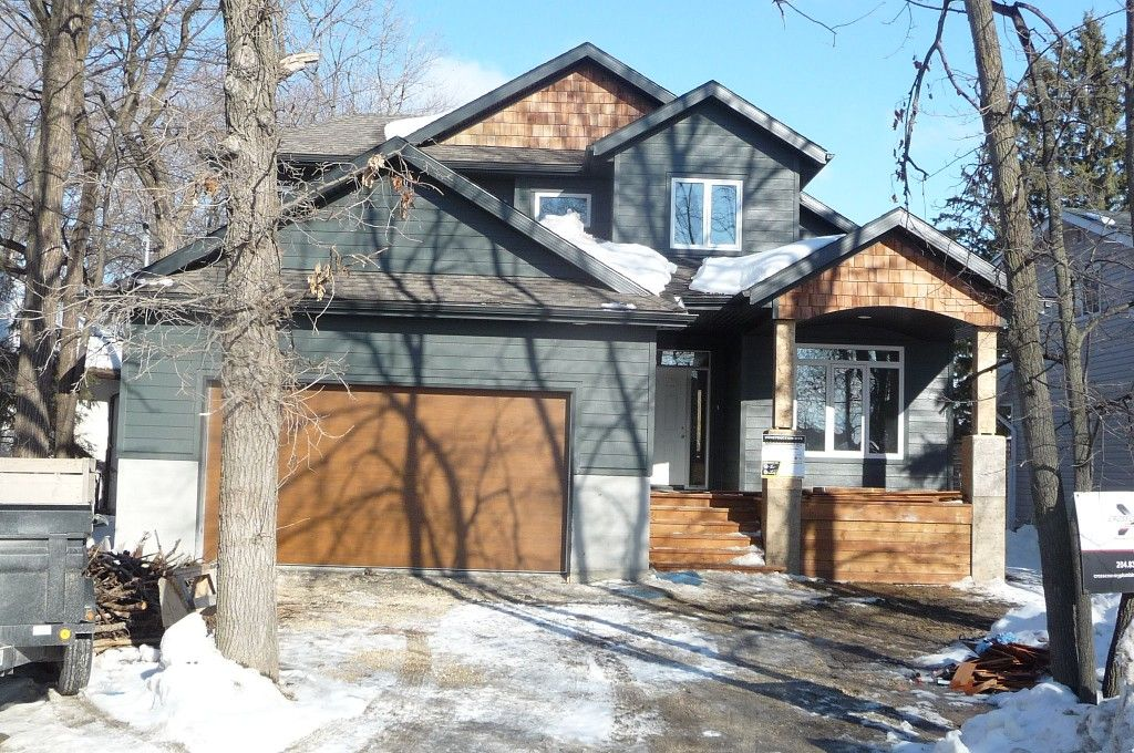 Main Photo: 837 Elmhurst Road in Winnipeg: Charleswood Single Family Detached for sale (West Winnipeg)