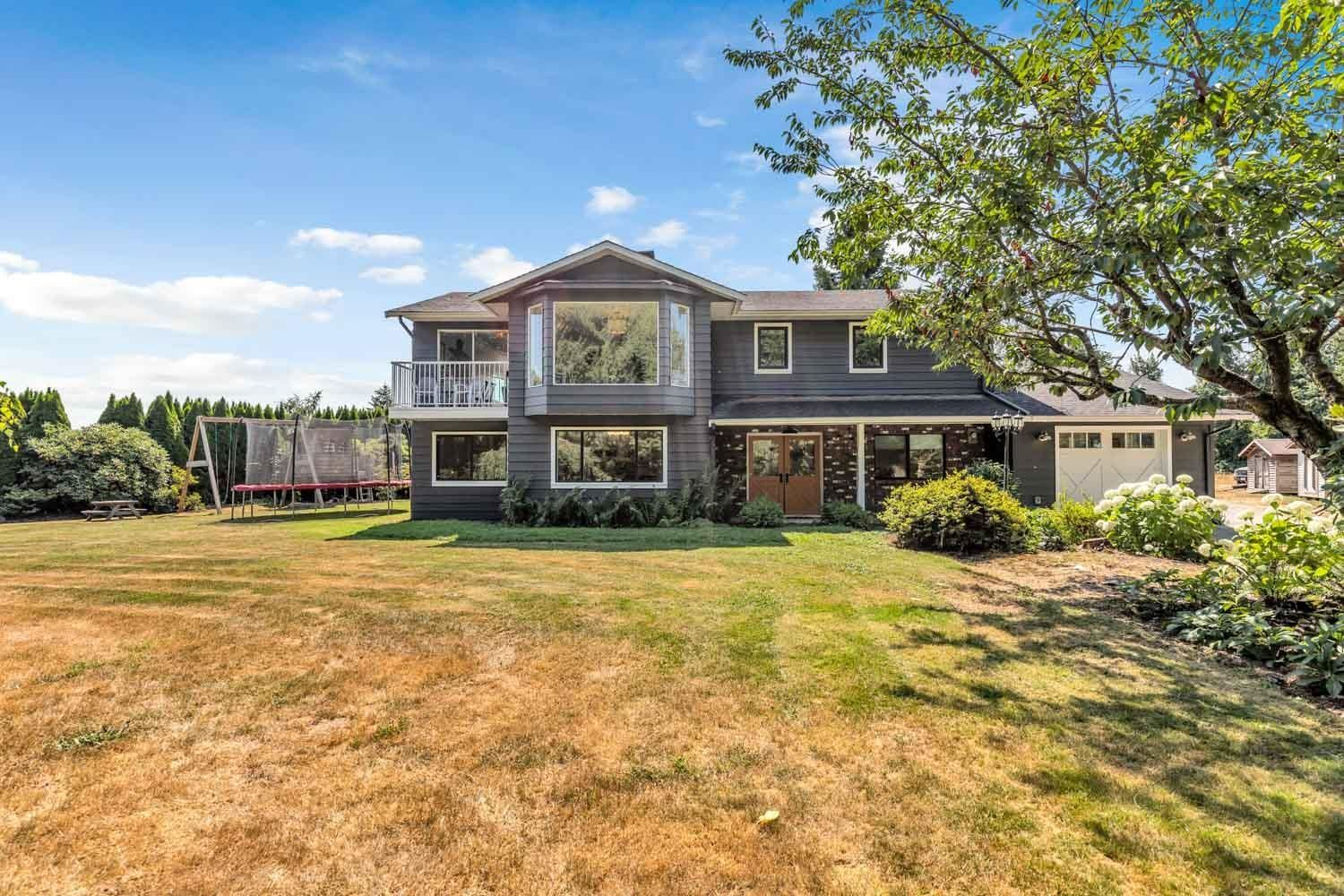 Main Photo: 17456 KENNEDY Road in Pitt Meadows: West Meadows House for sale : MLS®# R2614882