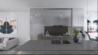 Photo 9: 1, 426 3 Avenue NE in Calgary: Bridgeland/Riverside Row/Townhouse for sale : MLS®# A1056307
