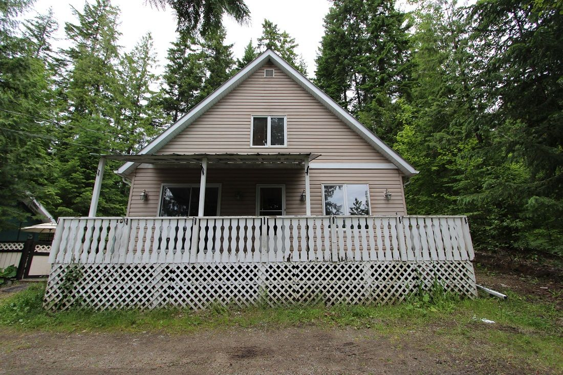 Main Photo: 7221 Birch Close in Anglemont: North Shuswap House for sale (Shuswap)  : MLS®# 10208181