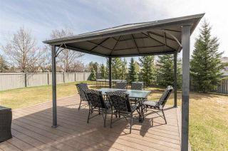 Photo 29: 161 CARLSON Close in Edmonton: Zone 14 House for sale : MLS®# E4242991