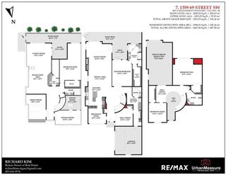 Photo 3: 7 1359 69 Street SW in Calgary: Strathcona Park Row/Townhouse for sale : MLS®# A1112128