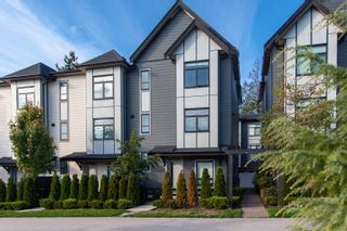 """Photo 1: 25 2427 164 Street in Surrey: Grandview Surrey Townhouse for sale in """"SMITH"""" (South Surrey White Rock)  : MLS®# R2624142"""