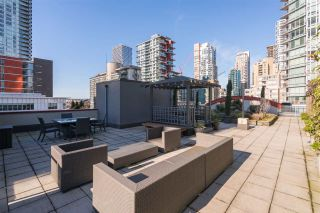 """Photo 24: 706 1238 SEYMOUR Street in Vancouver: Downtown VW Condo for sale in """"The Space"""" (Vancouver West)  : MLS®# R2558619"""