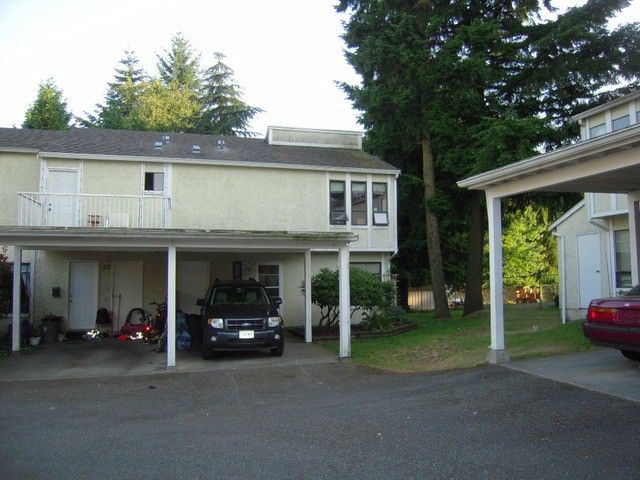 Main Photo: 26 3075 TRETHEWEY Street in Abbotsford: Abbotsford West Townhouse for sale : MLS®# F1317204