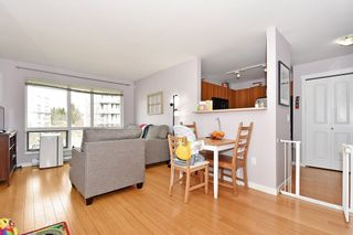 Photo 6: 407 3575 EUCLID AVENUE in Vancouver: Collingwood VE Condo for sale (Vancouver East)  : MLS®# R2408894
