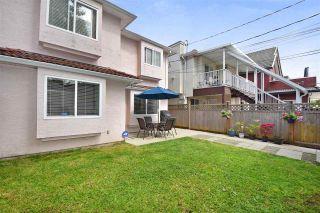 Photo 18: 528 E 44TH Avenue in Vancouver: Fraser VE 1/2 Duplex for sale (Vancouver East)  : MLS®# R2267554