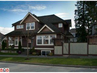 Photo 1: 14988 35TH AV in Surrey: Morgan Creek House for sale (South Surrey White Rock)  : MLS®# F1107024