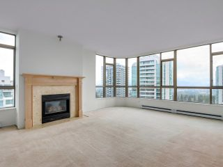"""Photo 5: 1400 5967 WILSON Avenue in Burnaby: Metrotown Condo for sale in """"PLACE MERIDIAN"""" (Burnaby South)  : MLS®# R2619905"""