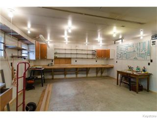 Photo 19: 489 Daer Boulevard in Winnipeg: Westwood / Crestview Residential for sale (West Winnipeg)  : MLS®# 1609886