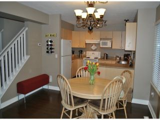 """Photo 6: # 86 18883 65TH AV in Surrey: Cloverdale BC Townhouse for sale in """"Applewood"""" (Cloverdale)  : MLS®# F1402311"""