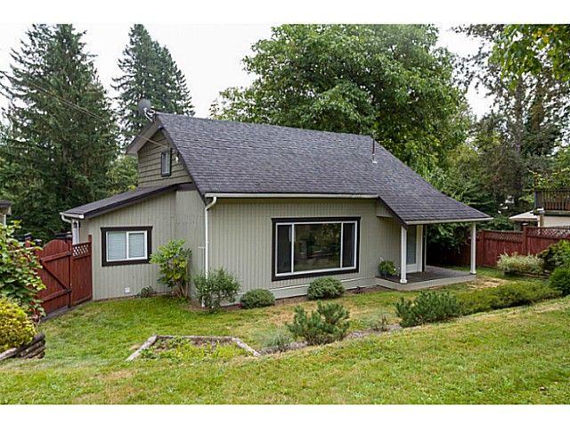 Main Photo: 9822 287TH Street in Maple Ridge: Whonnock House for sale : MLS®# V1081873