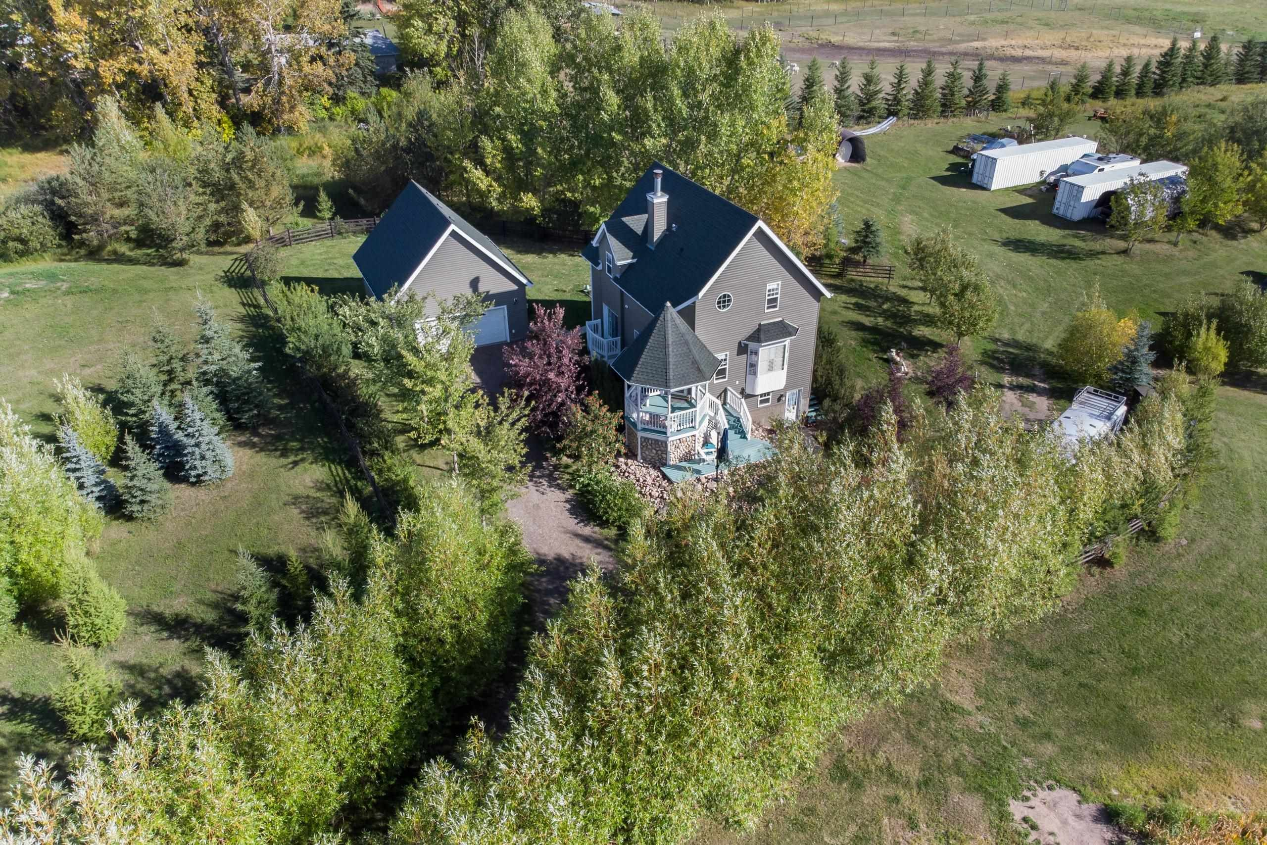 Main Photo: 51071 223: Rural Strathcona County House for sale : MLS®# E4261983