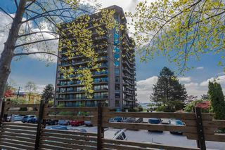 """Photo 1: 1404 3760 ALBERT Street in Burnaby: Vancouver Heights Condo for sale in """"Boundary View"""" (Burnaby North)  : MLS®# R2263655"""