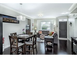 """Photo 7: 101 3488 SEFTON Street in Port Coquitlam: Glenwood PQ Townhouse for sale in """"SEFTON SPRINGS"""" : MLS®# R2572940"""