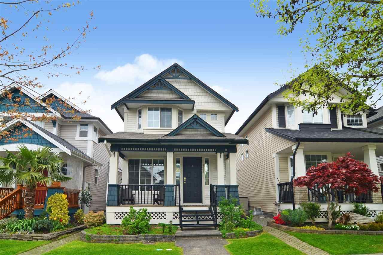 """Main Photo: 6662 185 Street in Surrey: Cloverdale BC House for sale in """"Clover Valley Station"""" (Cloverdale)  : MLS®# R2575892"""