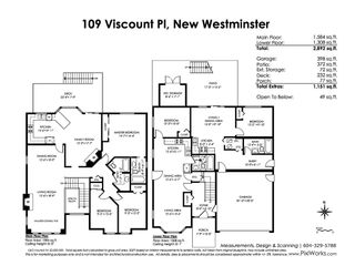 Photo 20: 109 VISCOUNT Place in New Westminster: Queensborough House for sale : MLS®# R2432478