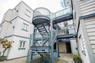 "Photo 5: 306 629 W 7TH Avenue in Vancouver: Fairview VW Townhouse for sale in ""THE COURTYARDS"" (Vancouver West)  : MLS®# R2573974"
