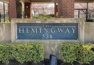 "Photo 2: 202 538 W 45TH Avenue in Vancouver: Oakridge VW Condo for sale in ""The Hemingway"" (Vancouver West)  : MLS®# R2562655"