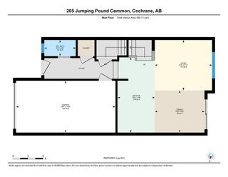 Photo 40: 205 Jumping Pound Common: Cochrane Row/Townhouse for sale : MLS®# A1138561
