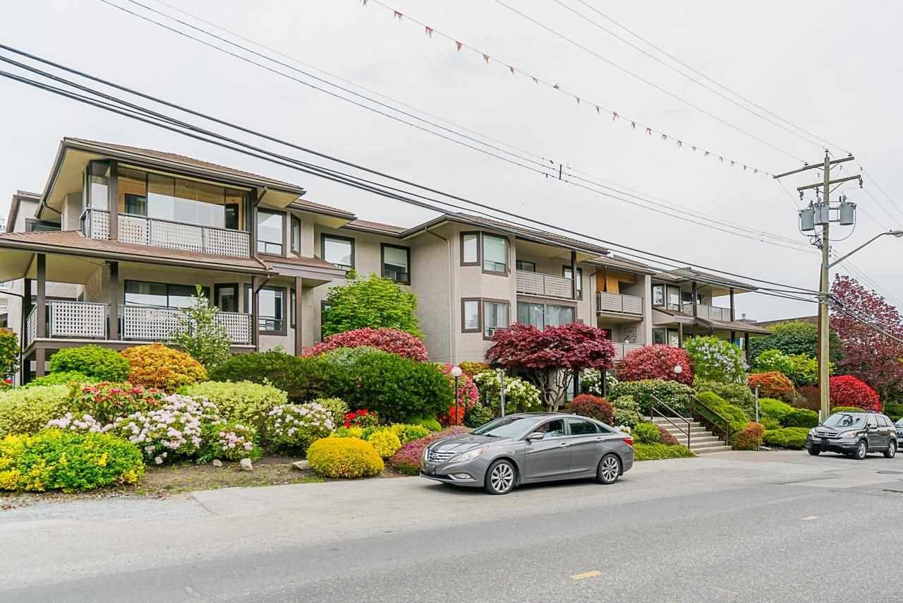 """Main Photo: 303 1460 MARTIN Street: White Rock Condo for sale in """"The Capistrano"""" (South Surrey White Rock)  : MLS®# R2577945"""
