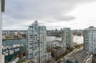 "Photo 2: 2301 1201 MARINASIDE Crescent in Vancouver: Yaletown Condo for sale in ""The Peninsula"" (Vancouver West)  : MLS®# R2540244"