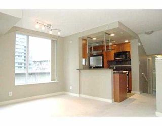 """Photo 3: 1438 SEYMOUR Street in Vancouver: False Creek North Townhouse for sale in """"AQUA AT THE PARK"""" (Vancouver West)  : MLS®# V634737"""