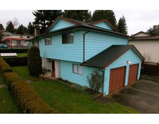 Main Photo: 2063 COLUMBIA AV in Port Coquiltam: Mary Hill House for sale (Port Coquitlam)  : MLS®# V570031