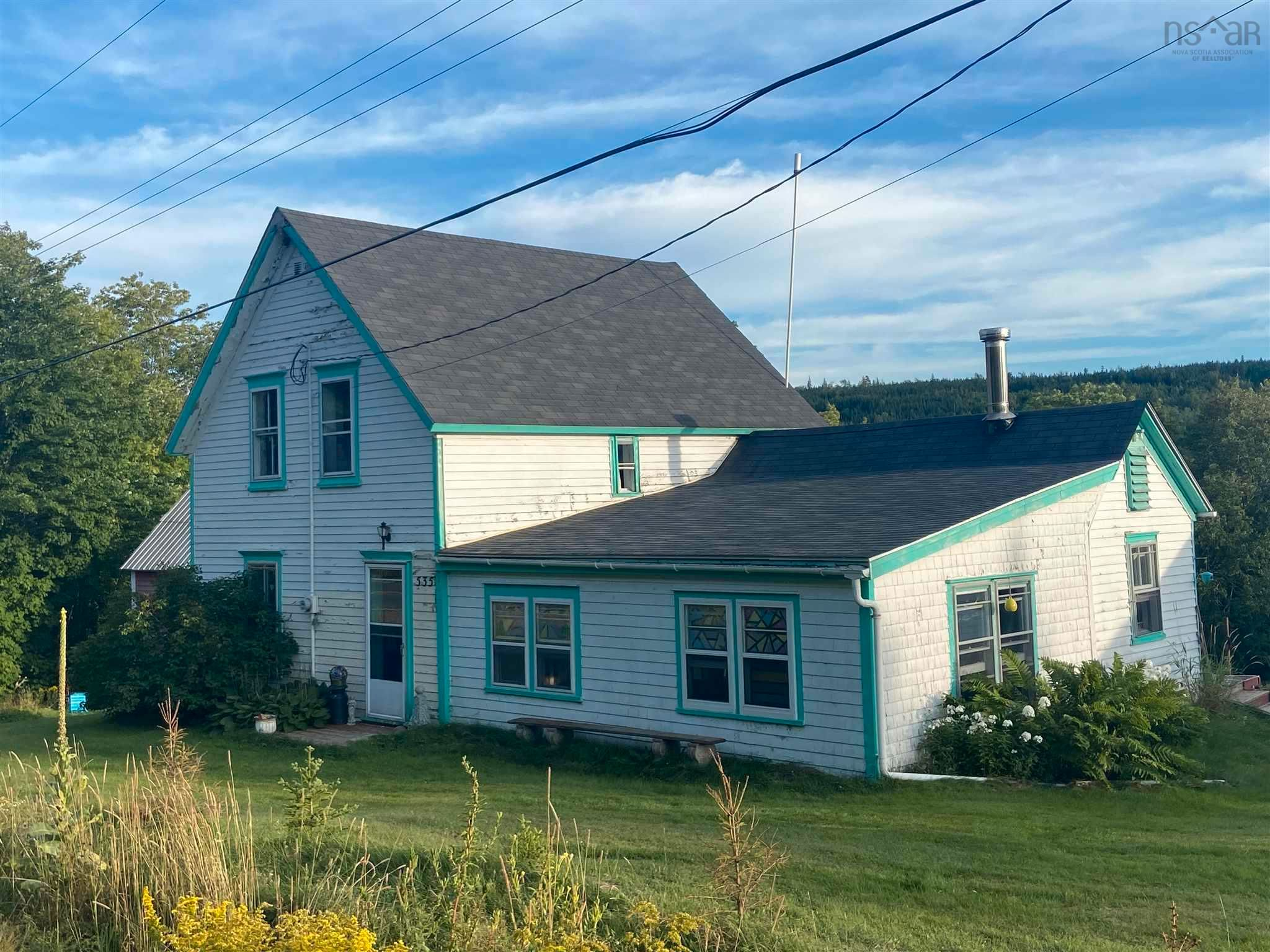 Main Photo: 535 East River East Side Road in Glencoe: 108-Rural Pictou County Residential for sale (Northern Region)  : MLS®# 202122288