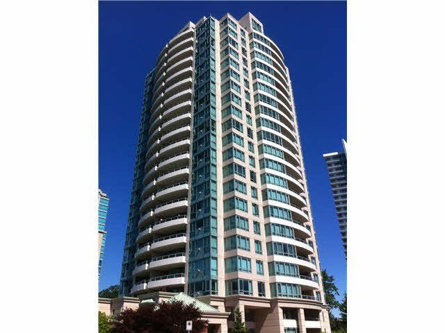 Main Photo: 1402 6659 SOUTHOAKS CRESCENT in : Highgate Condo for sale : MLS®# V1016021