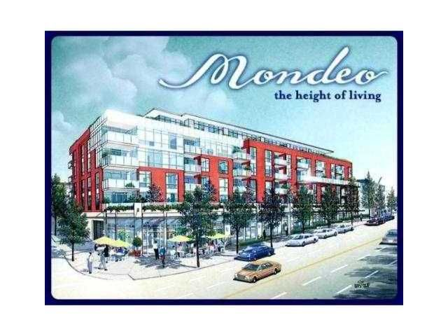 """Main Photo: 509 3811 HASTINGS Street in Burnaby: Vancouver Heights Condo for sale in """"MONDEO"""" (Burnaby North)  : MLS®# V905399"""