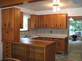 Photo 4: 426 Louis Riel Street in WINNIPEG: St Boniface Residential for sale (South East Winnipeg)  : MLS®# 1319988