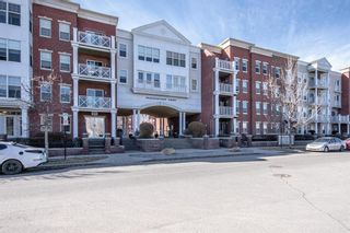 Main Photo: 3307 5605 Henwood Street SW in Calgary: Garrison Green Apartment for sale : MLS®# A1087483