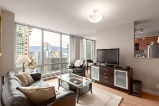 "Photo 1: 2101 1288 W GEORGIA Street in Vancouver: West End VW Condo for sale in ""The Residences on Georgia"" (Vancouver West)  : MLS®# R2573734"