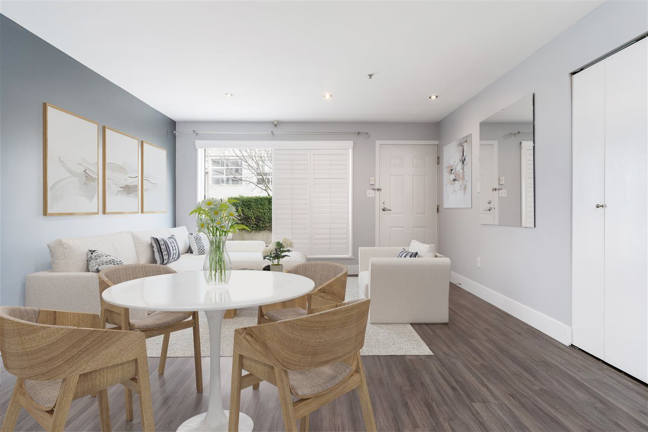 """Main Photo: 101 418 E BROADWAY in Vancouver: Mount Pleasant VE Condo for sale in """"BROADWAY CREST"""" (Vancouver East)  : MLS®# R2560653"""