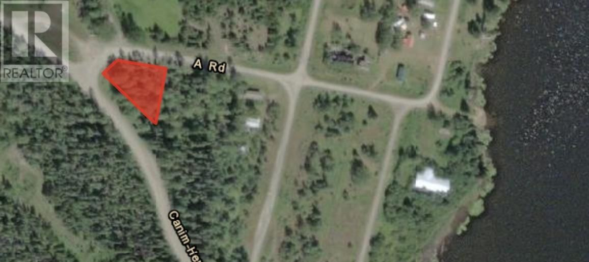 Main Photo: Lot 1 A ROAD in Canim Lake: Vacant Land for sale : MLS®# R2616144