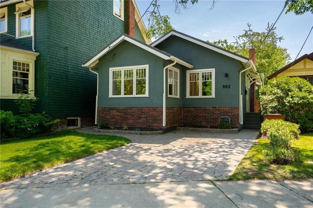 Main Photo: 902 Palmerston Avenue in Winnipeg: Wolseley Residential for sale (5B)  : MLS®# 202114363
