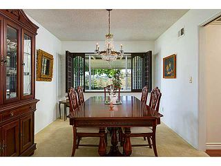 Photo 8: SAN CARLOS House for sale : 4 bedrooms : 7380 Casper Drive in San Diego